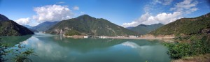 Borçka Barajı